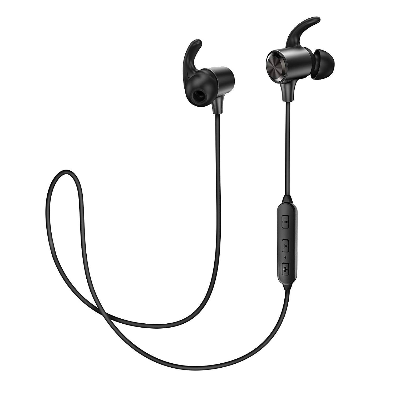 TaoTronics Wireless Earphones Sport Earbuds aptX Bluetooth Headphones $20 Amazon f/s