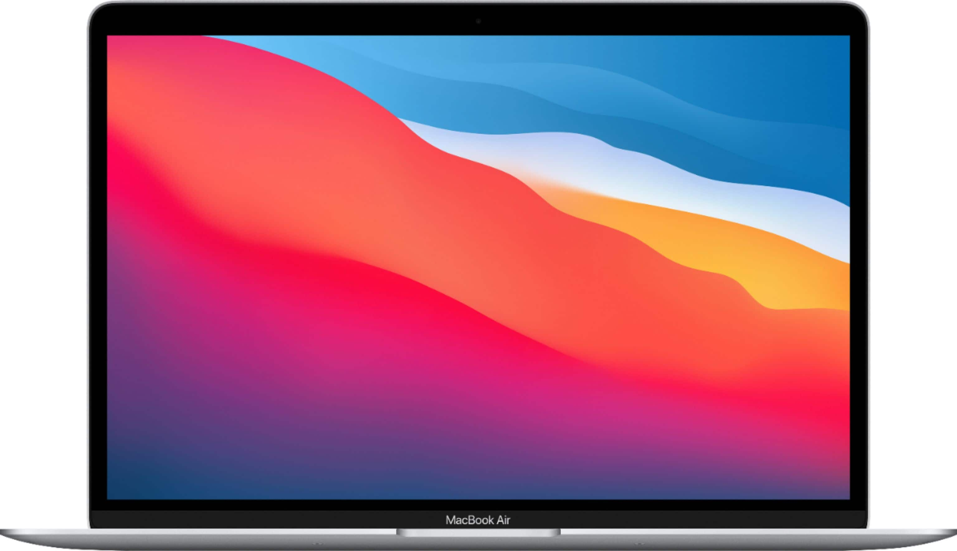 Open box excellent certified silver MacBook Air M1 $779 at Best Buy