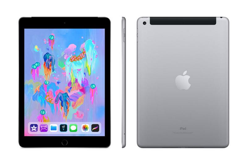 Apple iPad (Latest Model) 32GB Wi-Fi - Space Gray $249