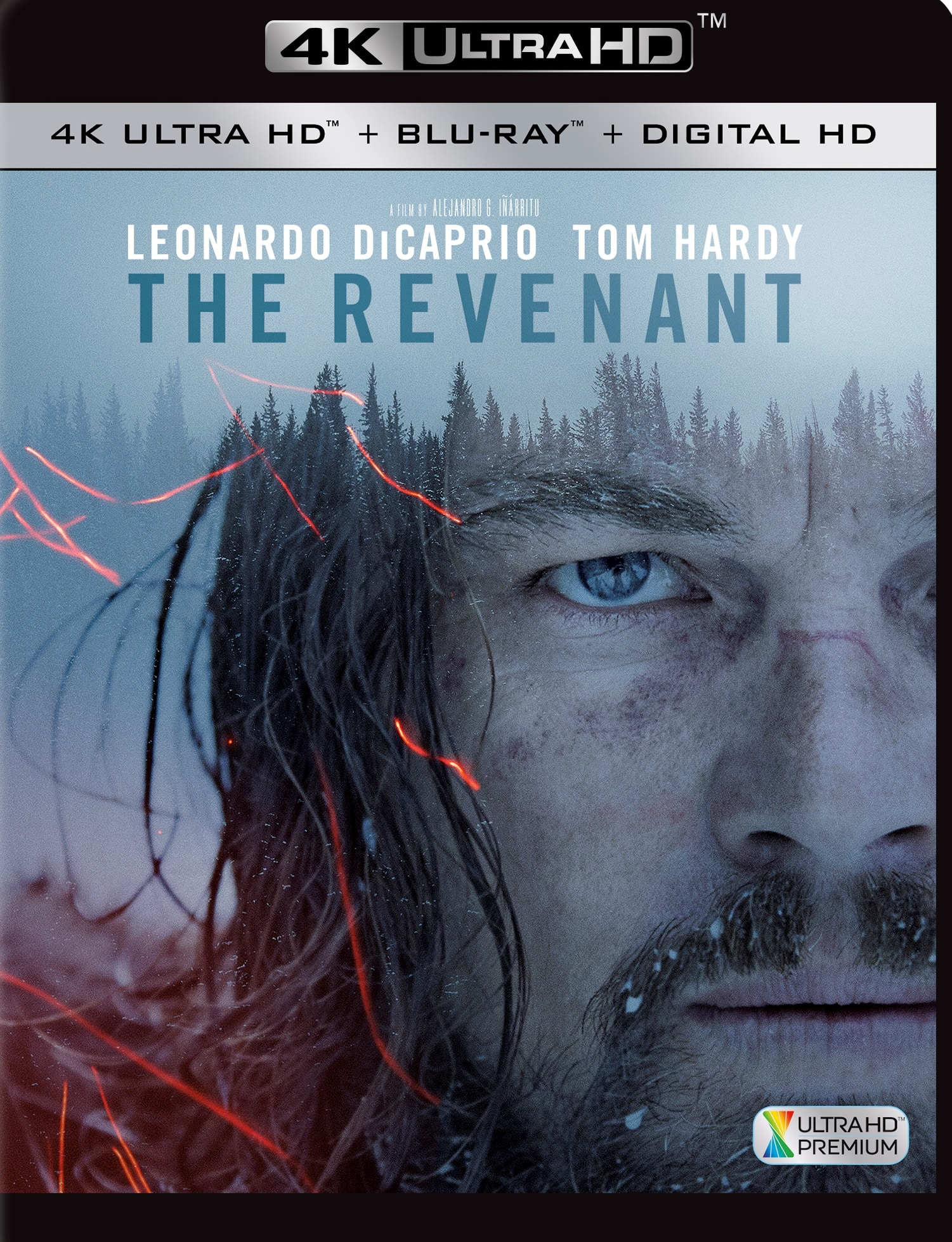 The Revenant [Includes Digital Copy] [4K Ultra HD Blu-ray/Blu-ray] [2015] - Best Buy $13.99