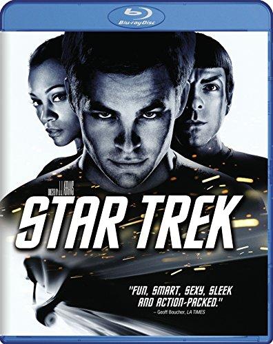 Star Trek (Blu-ray) $5.44