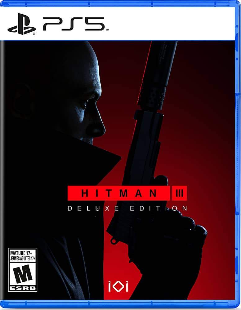 Hitman 3 Deluxe Edition - PS5/Xbox One, Xbox Series X for $59.99+FS