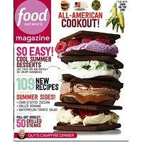 Groupon Deal: 1 yr sub to Food Network magazine for $5 from Groupon until July 28th