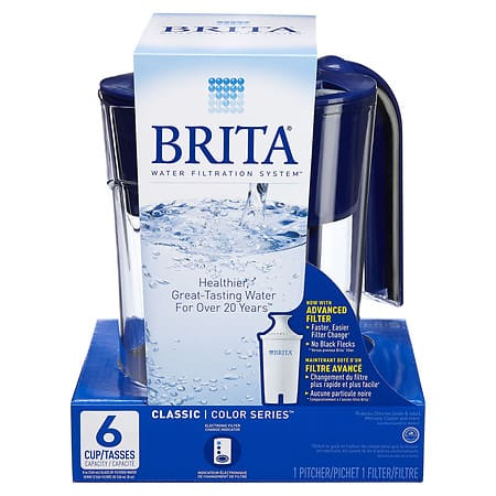 Walgreens : Brita classic water filter pitcher in ~$3 in store YMMV with coupon