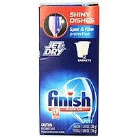 Amazon Deal: Finish jet dry Rinse Agent Solid, 2.68 Ounce .97 as an Amazon ADD-ON ITEM