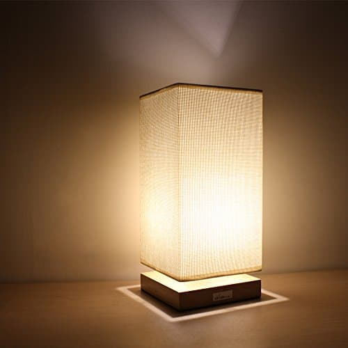 Japanese Style Table Reading Lamp $17.99