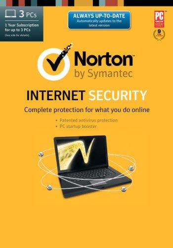 Norton Internet Security 2014 - 1 User / 3 Licenses [Download] - $19.99