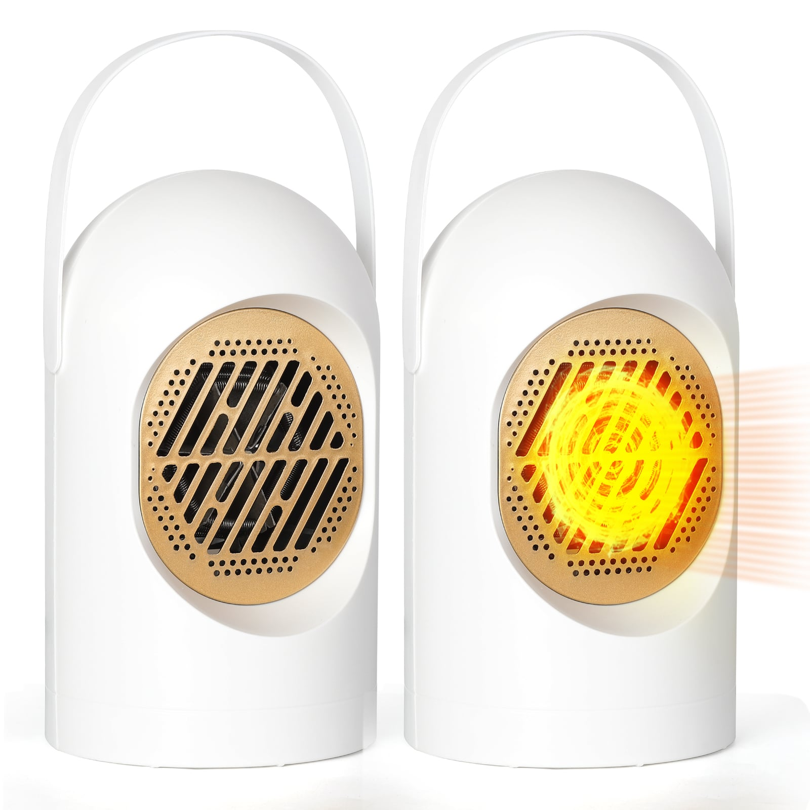 2-Set Electric Space Heaters $28.97