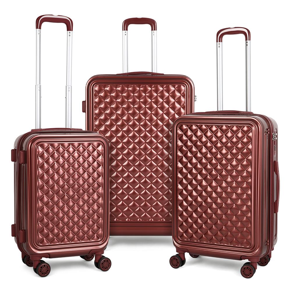 3 Piece Suitcase Luggage Set $70.97