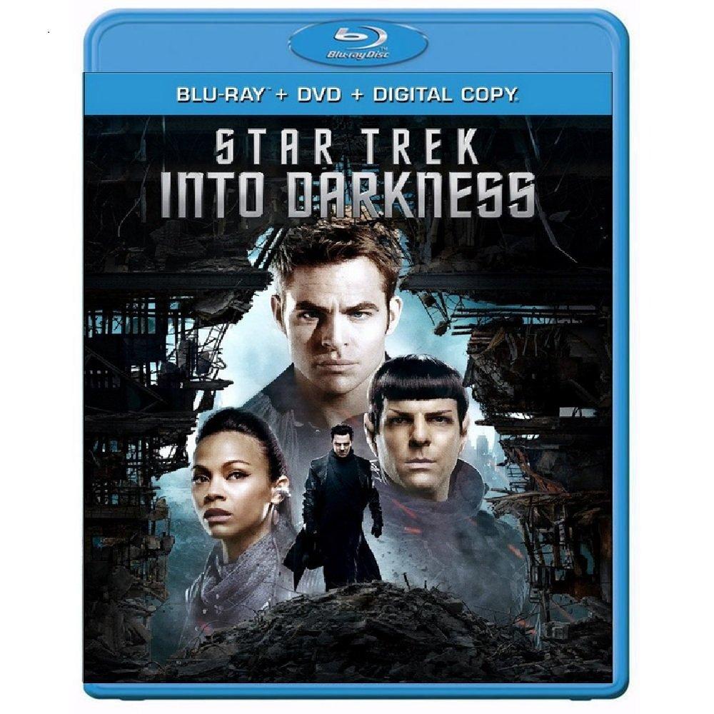 Star Trek Into Darkness (Blu-ray + DVD + Digital HD) $4.99