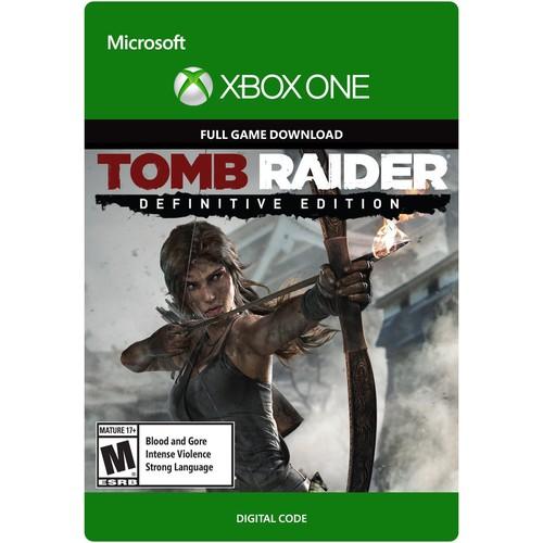 Tomb Raider: Definitive Edition - Xbox One Digital Code $4.5