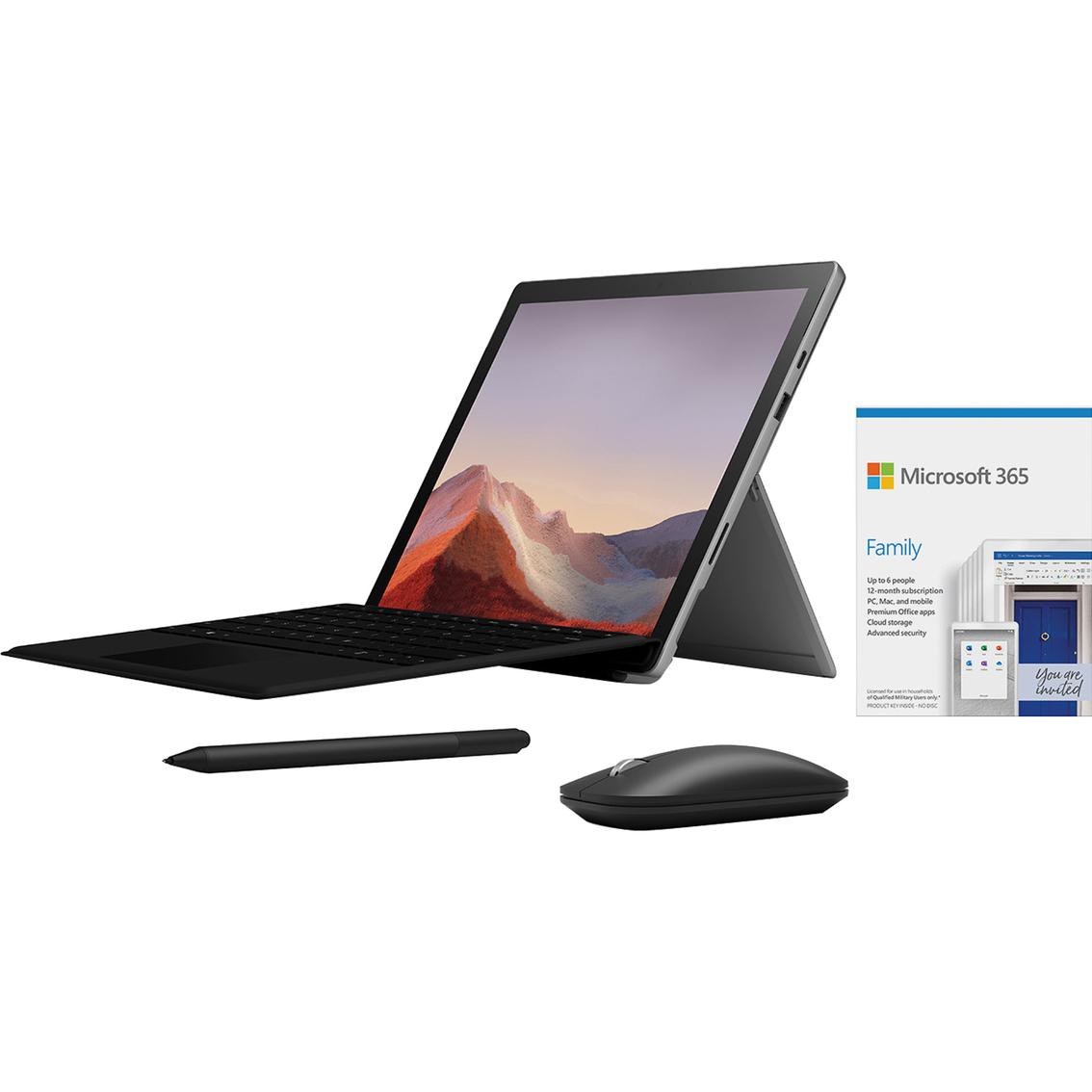 Microsoft Surface Pro 7 Bundle $899.99