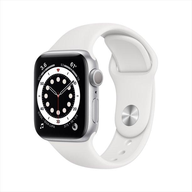 Apple Watch Series 6 GPS, 40mm $329 Walmart
