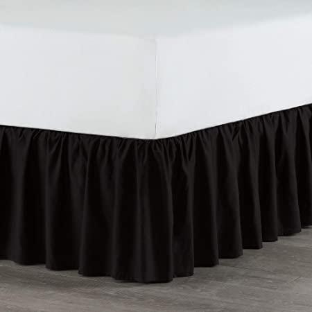 Queen Size Wrap-Around Dust Ruffles Bedskirt $5.98