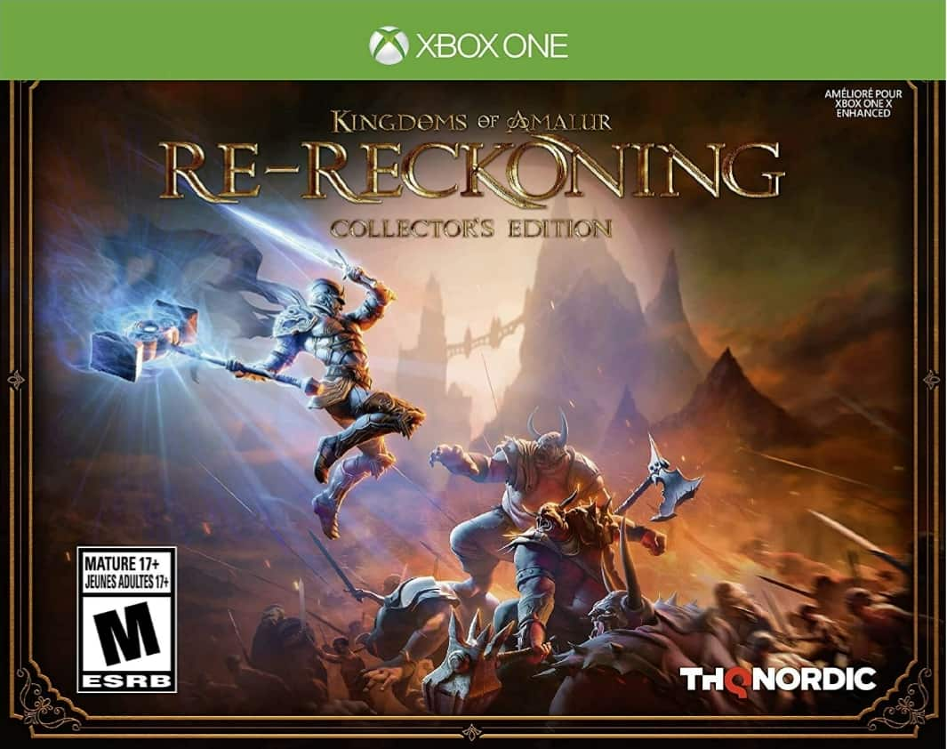 Kingdoms of Amalur Re-Reckoning Collector's Edition - Xbox One $39.99