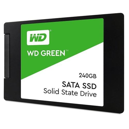"""WD Green 240GB Internal PC SSD - SATA III 6 Gb/s, 2.5""""/7mm $24.99"""