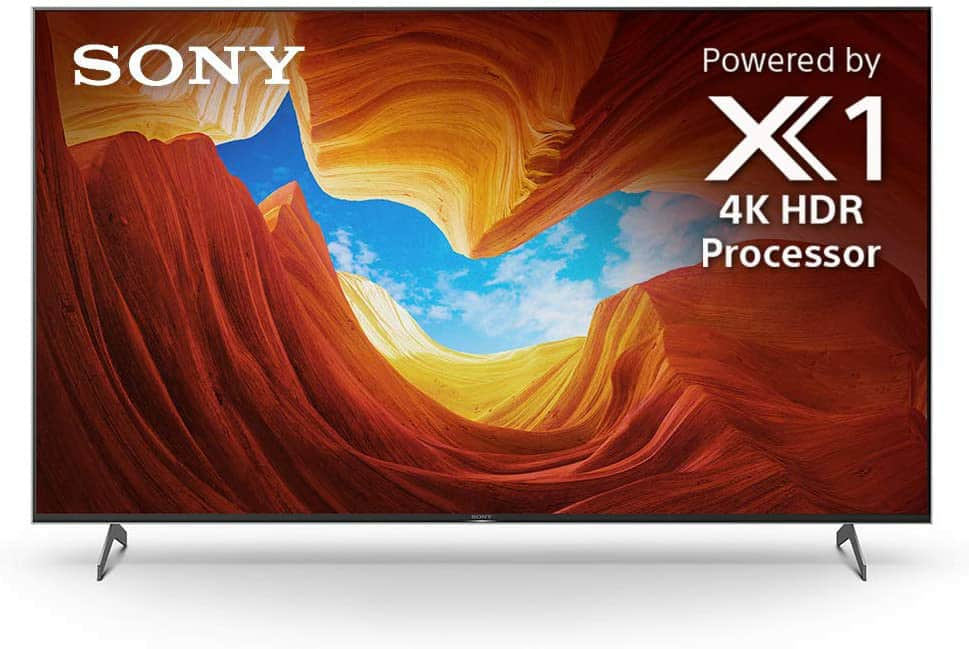 Amazon.com: Sony X900H 75 Inch TV 1598.00: 4K Ultra HD Smart LED TV with HDR, Game Mode for Gaming, and Alexa Compatibility - 2020 Model: Electronics