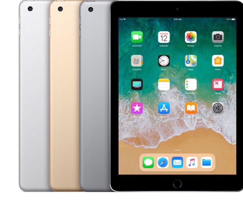 Apple iPad 128GB 2018 6th Gen WiFi Only - $346 Shipped @ eBay