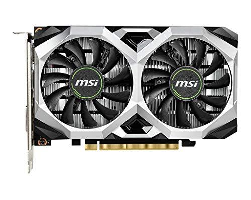 MSI GeForce GTX 1650 D6 VENTUS XS OCV2 4GB Graphics Card - $294.99
