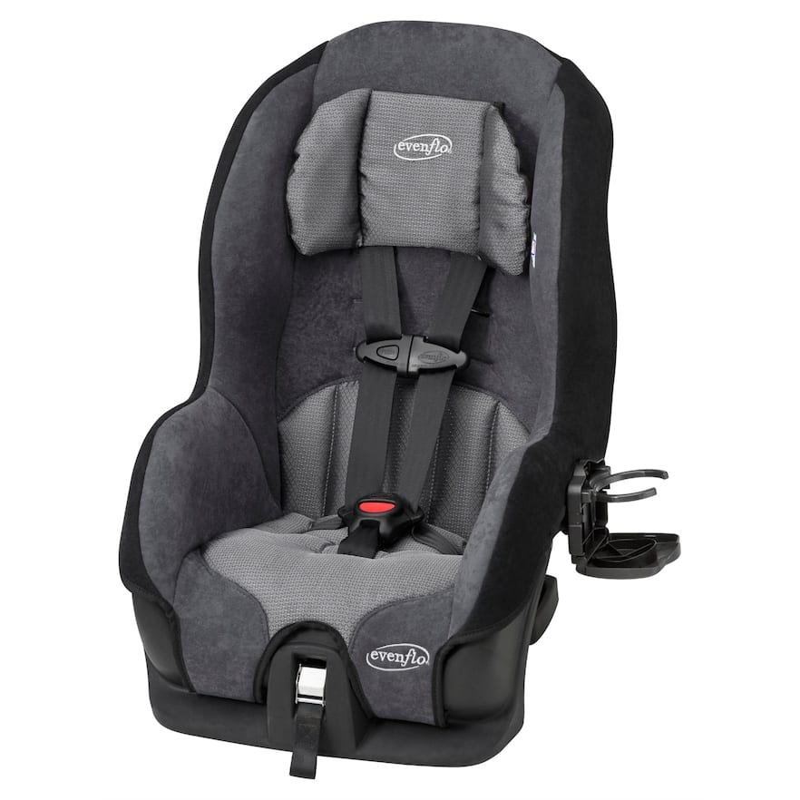 Evenflo Tribute 5 DLX Convertible Car Seat $54.99 Free shipping.