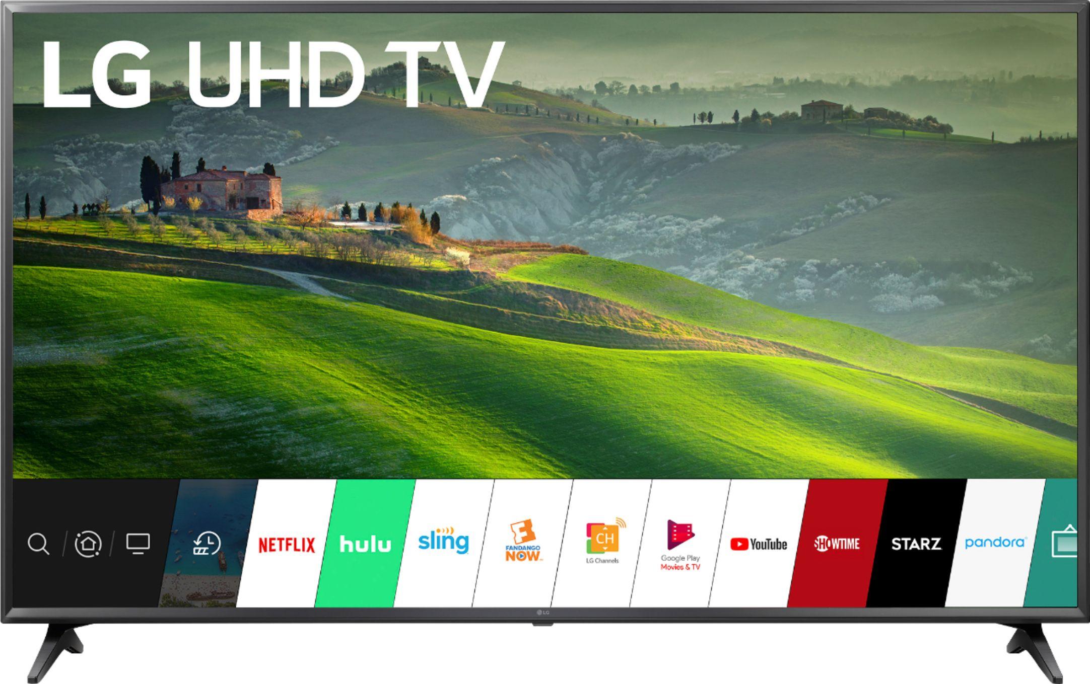 LG 65' 4k Smart TV $399.99/w Coupon at Shop-Rite  1/19-1/25