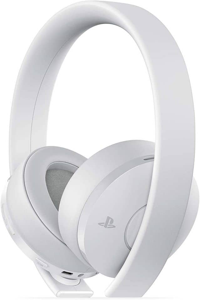 Sony Interactive Entertainment Gold Wls Headset White - PlayStation 4 $49.99