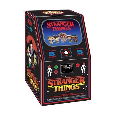 Funko POP! TV: Stranger Things - 8-Bit 5pc Arcade Box $22.47