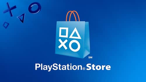 All 500+ titles on sale at Playstation Store