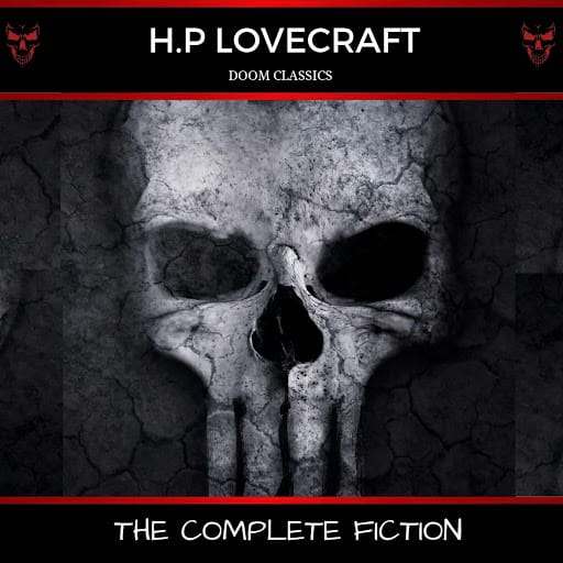 H. P. Lovecraft The Complete Fiction Audiobook (Unabridged) @Google Play Audio $0.99