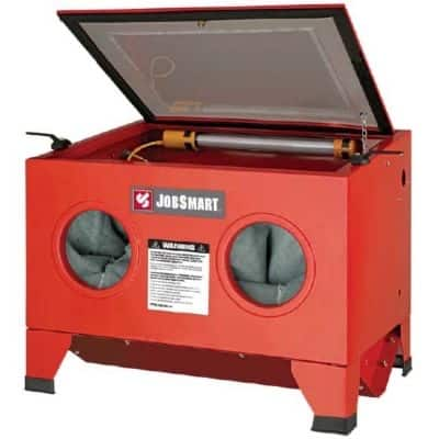 YMMV Sandblasting Cabinet Pickup Only Tractor Supply
