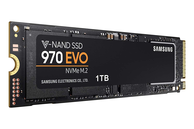 1tb Samsung 970 Evo Nvme M 2 Solid State Drive Slickdeals Net