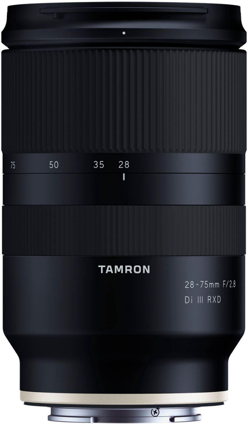 Tamron 28-75mm F/2.8 $729 B&H Edu Special