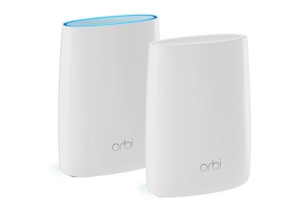 Netgear Orbi Home Mesh TriBand2pk. - RBK50 - Refurb. $179.99 - Free Prime shipping