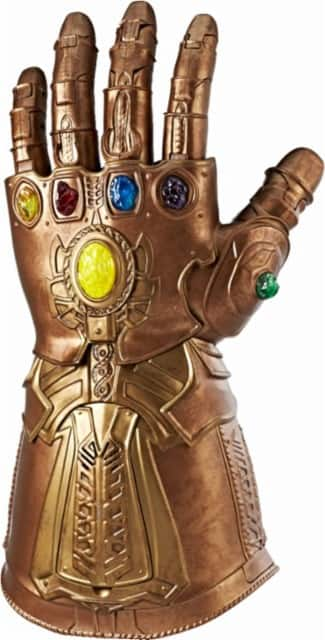 Marvel Legends Series Avengers Infinity Gauntlet Articulated Electronic Fist $99.99 at Target.com