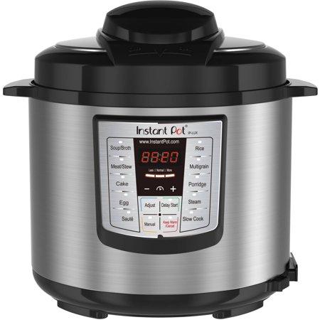 Instant Pot LUX60 V3 6 Qt 6-in-1 Multi-Use Programmable Pressure Cooker $49 @ Walmart