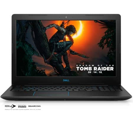 "Dell G3 15 Gaming Laptop, 15.6"", Intel® Core™ i7-8750H, NVIDIA® GeForce® GTX 1050 Ti 4GB, 256 GB (SSD) Storage + 1 TB HDD, 16GB RAM, G3579-7972BLK-PUS Walmart $849"