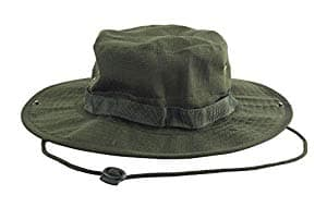 Aftermarket Tactical Head Wear/Boonie Hat Cap For Wargame, Sports, Fishing and Other Outdoor Activties (Olive Drab) $0.80