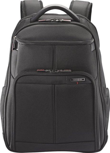 Samsonite Laser Pro Laptop Backpack Black Best Buy $42.49