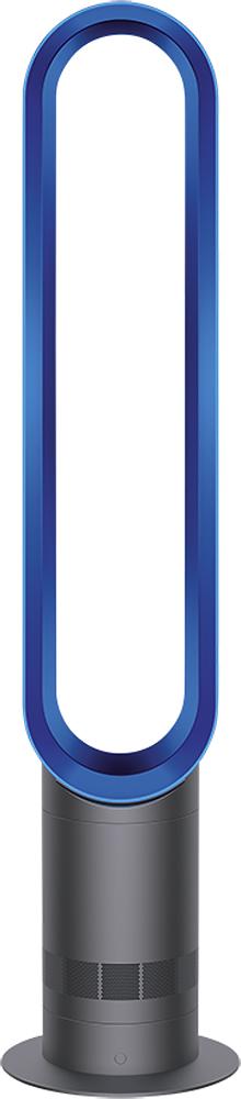 Dyson - AM07 Tower Fan - Iron/Blue $249.99