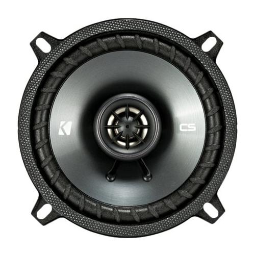 "KICKER CS Series 5-1/4"" 2-Way Car Speakers with Polypropylene Cones (Pair) $27.99"