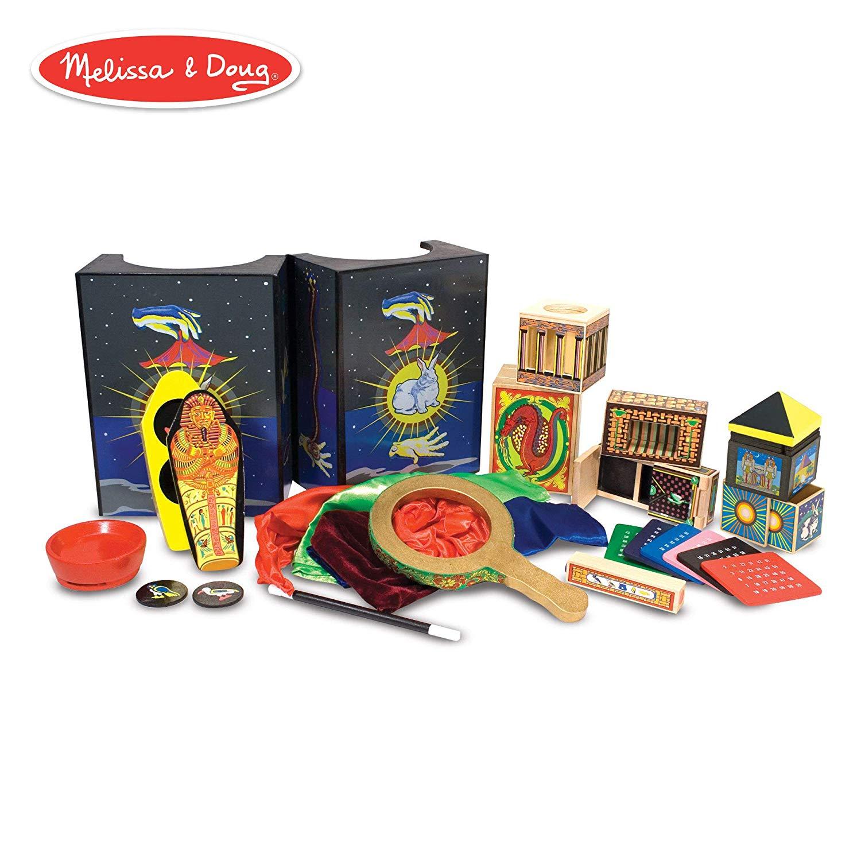 Melissa & Doug Deluxe Magic Set, Kids Magic Set $16.89
