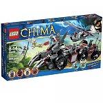 LEGO Chima 70009 Worriz Combat Lair 35.99 (50% off)