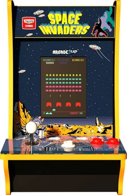 Arcade1up Countercade: Centipede, Space Invaders, or Dig Dug for $99 @ bestbuy $99.99
