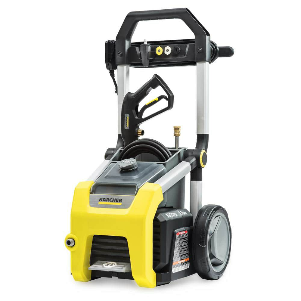 Karcher K1900 1900 PSI 1.3 GPM Electric Pressure Washer-1.106-117.0 - The Home Depot $49 YMMV