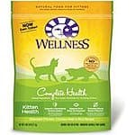 10% OFF Wellness Natural Kitten Food with 5% Coupon + S&S + FS