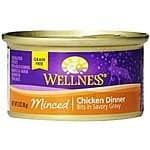 10% OFF Wellness Natural Canned Cat Food with 5% Coupon + S&S + FS