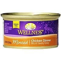 Amazon Deal: 10% OFF Wellness Natural Canned Cat Food with 5% Coupon + S&S + FS