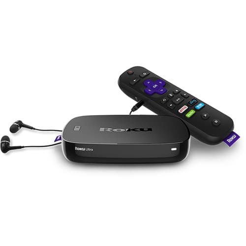 Roku Ultra 2018 $69 ... if you need one right now...its a warm deal