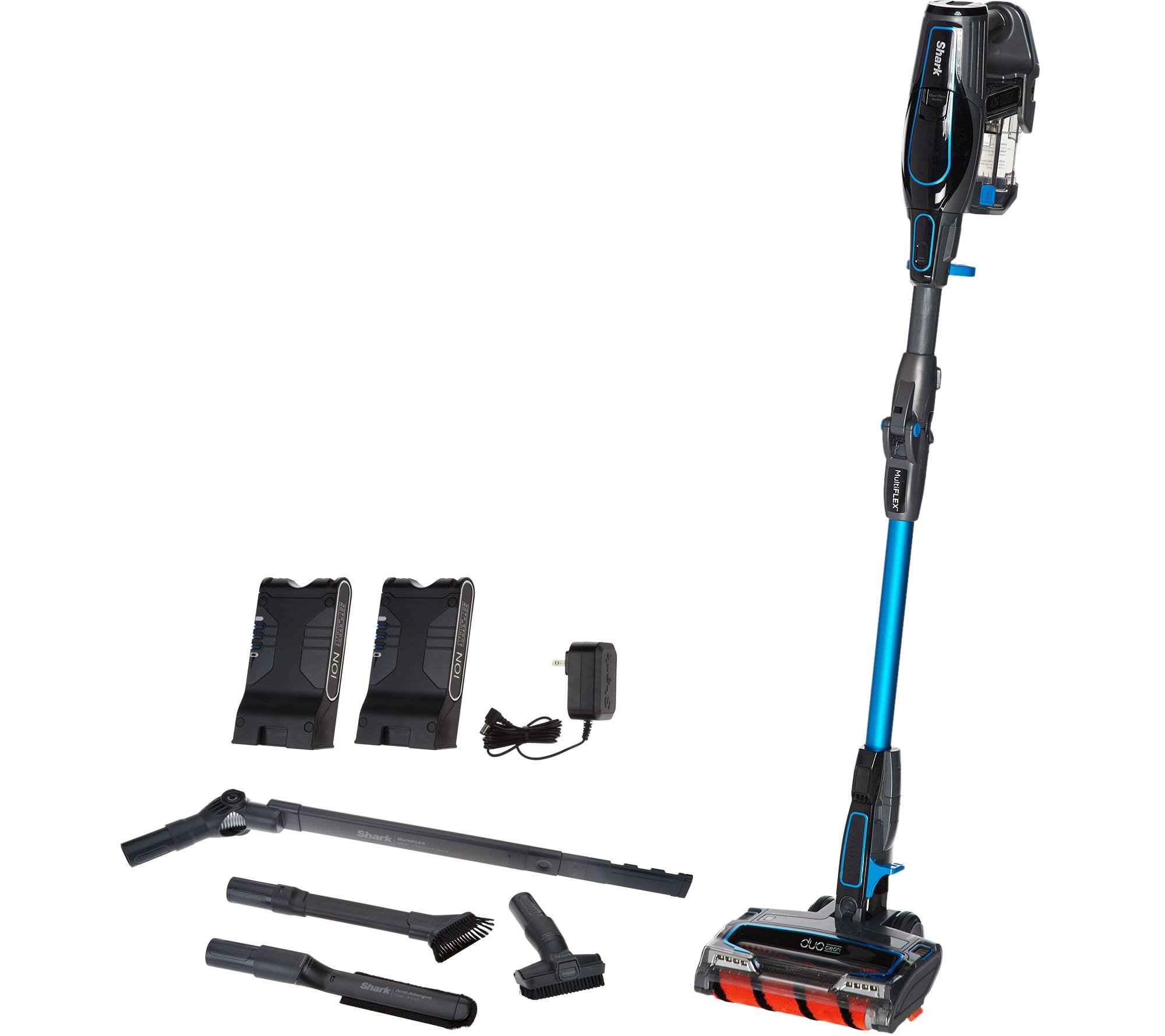Shark IONFlex DuoClean 2X Cordless Vacuum w/ Accessories - Cordless Dyson V8 Competitor $270
