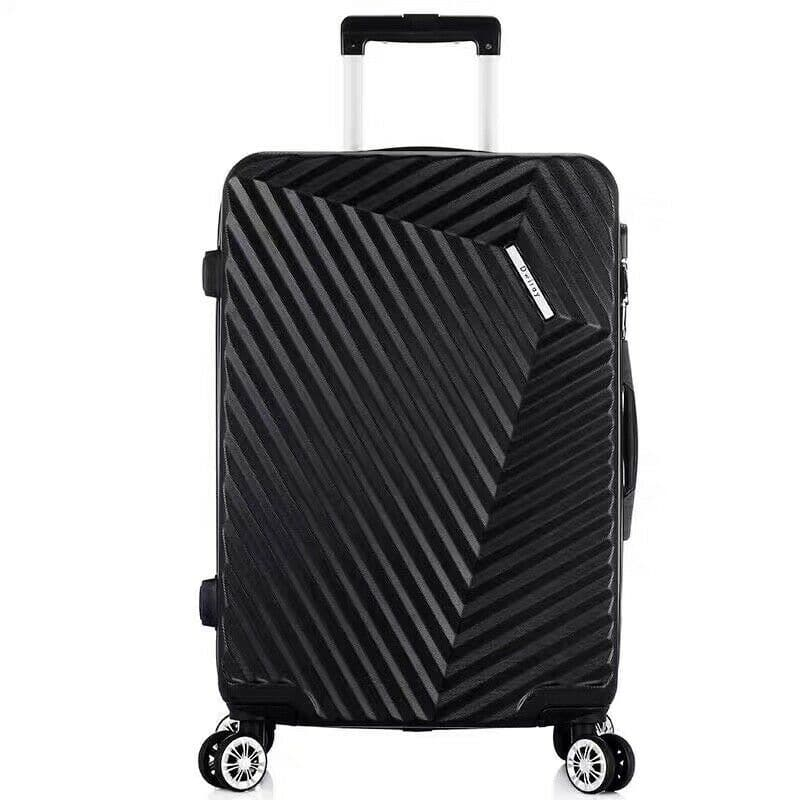 """20"""" 28"""" Hardside 8-wheel Spinner Suitcase Luggage Set, Includes Checked and Carry On $58.17"""